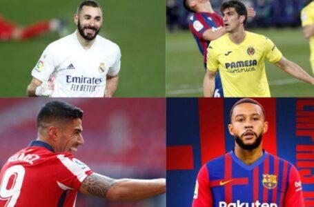 Arranca otra temporada de la LaLiga de España: sin Messi, Ramos y con público