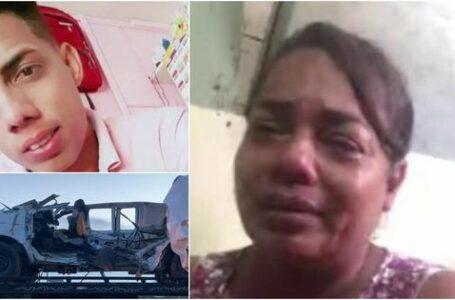 «Por buscar una vida mejor, encontró la muerte»: madre de hondureño que falleció en accidente en Texas