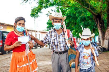 Intibucá sobrepasa la meta en el Vacunatón y supera los 13,000 inoculados