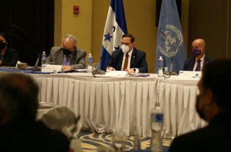 Realizan encuentro para atraer cooperación internacional que ayude a Honduras a cumplir el ODS-7