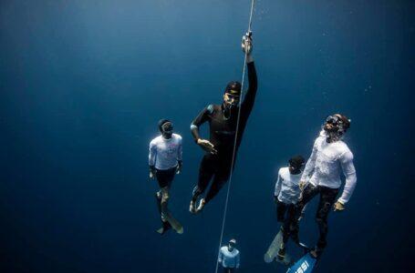 Roatán es sede de la 8va edición de la Caribbean Cup Freediving Competition 2021