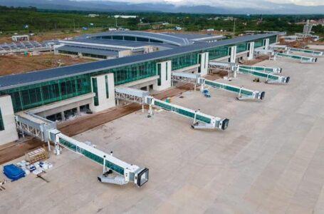 Aerolíneas ya están habilitando sus oficinas en Palmerola