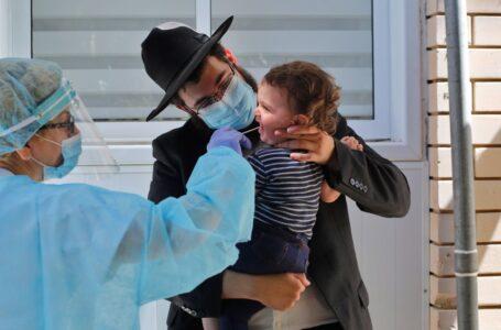 Israel amplía el pase sanitario anticovid-19 a niños mayores de tres años
