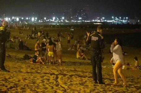Grandes aglomeraciones nocturnas incumplen las restricciones sanitarias en España