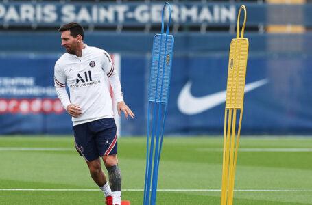 El posible debut de Messi con el PSG este domingo desata la locura entre la afición