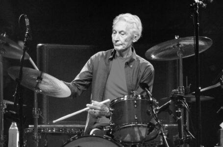 Fallece a los 80 años el baterista de los Rolling Stones, Charlie Watts