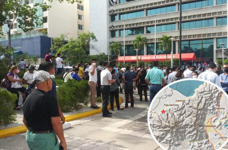 Fuerte sismo de 5.2 sacudió gran parte de Honduras