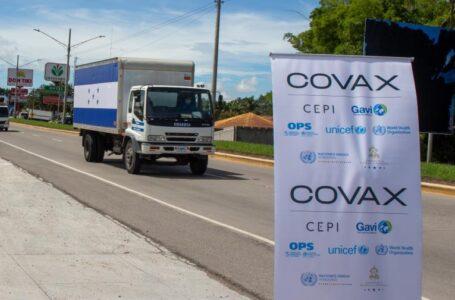 Honduras recibirá donación de casi 200 mil vacunas anticovid por parte de EEUU y España