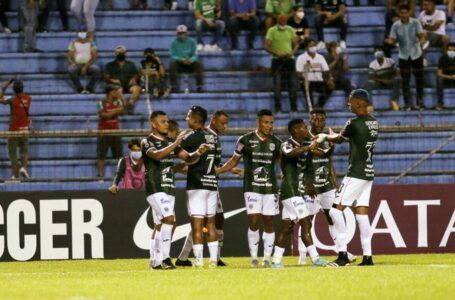 Técnico de Marathón feliz tras clasificar a los octavos de Liga Concacaf