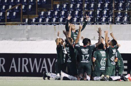 Marathón pega primero y derrota 1-0 al Diriangén en la fase previa de Liga Concacaf