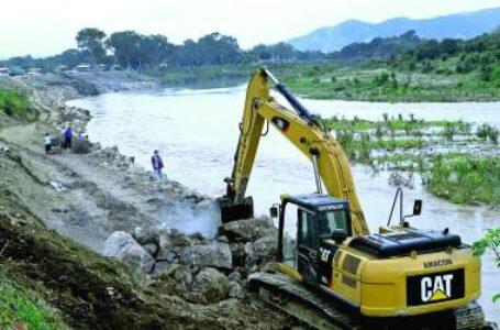 En los próximos días culmina reconstrucción de los bordos en el Valle de Sula