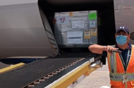 IHSS recibe 72 mil vacunas anticovid compradas a AstraZeneca