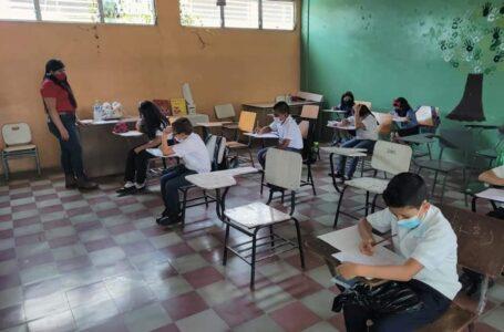 Sólo siete centros educativos reúnen condiciones para retorno a clases semipresenciales en Cortés