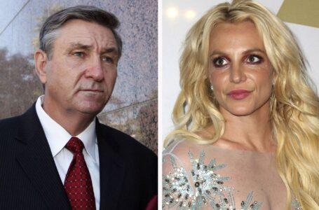 El padre de Britney Spears renunció a la tutela legal de la cantante