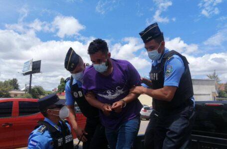 Capturan segundo involucrado en incendio en la Embajada de EEUU en Tegucigalpa