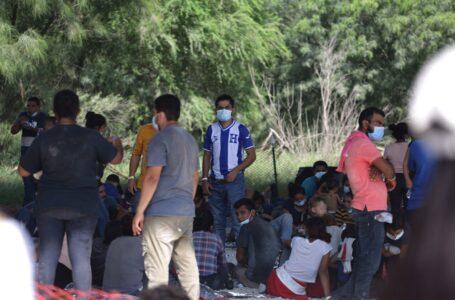 Unos 180 mil migrantes hondureños han sido arrestados en EEUU este año