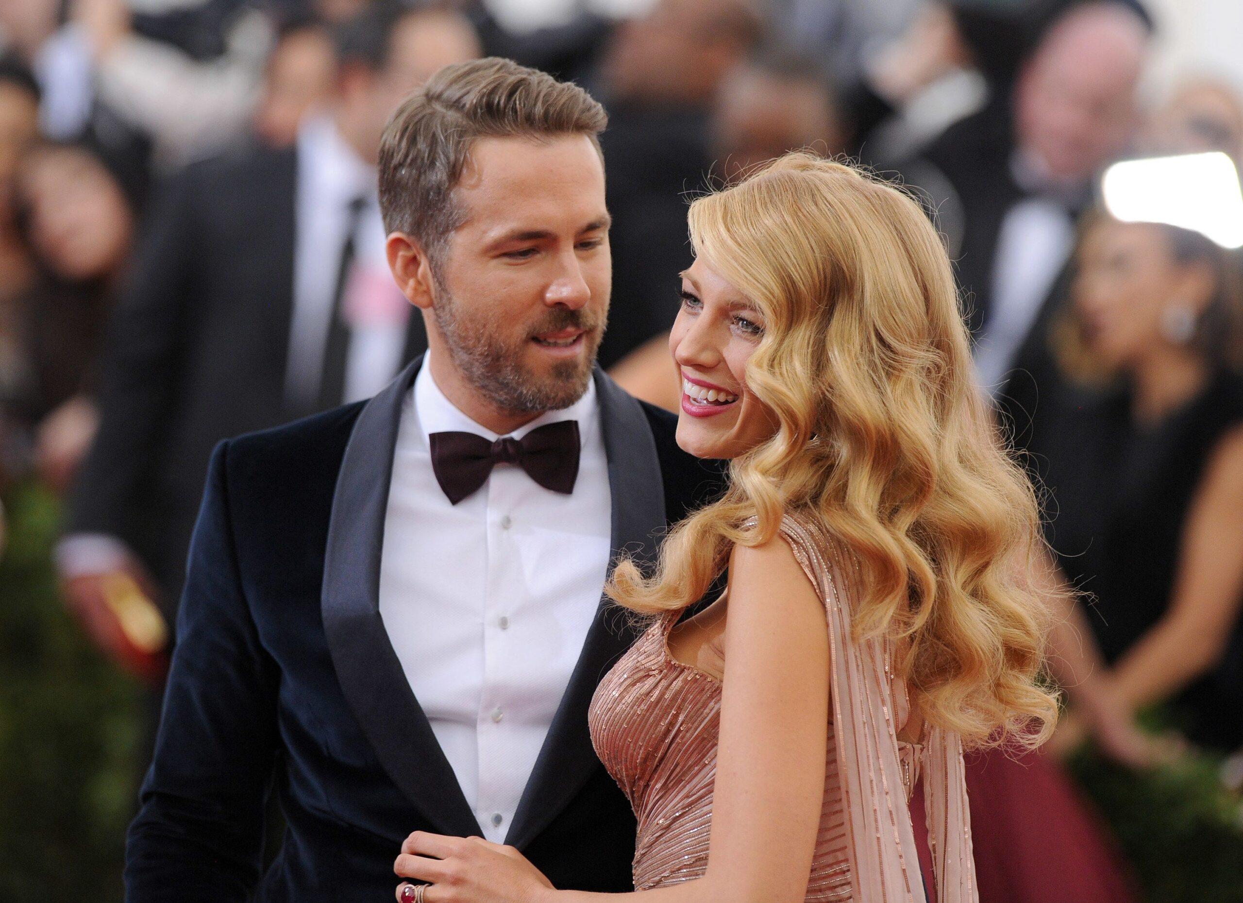 Ryan Reynolds y Blake Lively celebran una década de amor volviendo al lugar de su primera cita