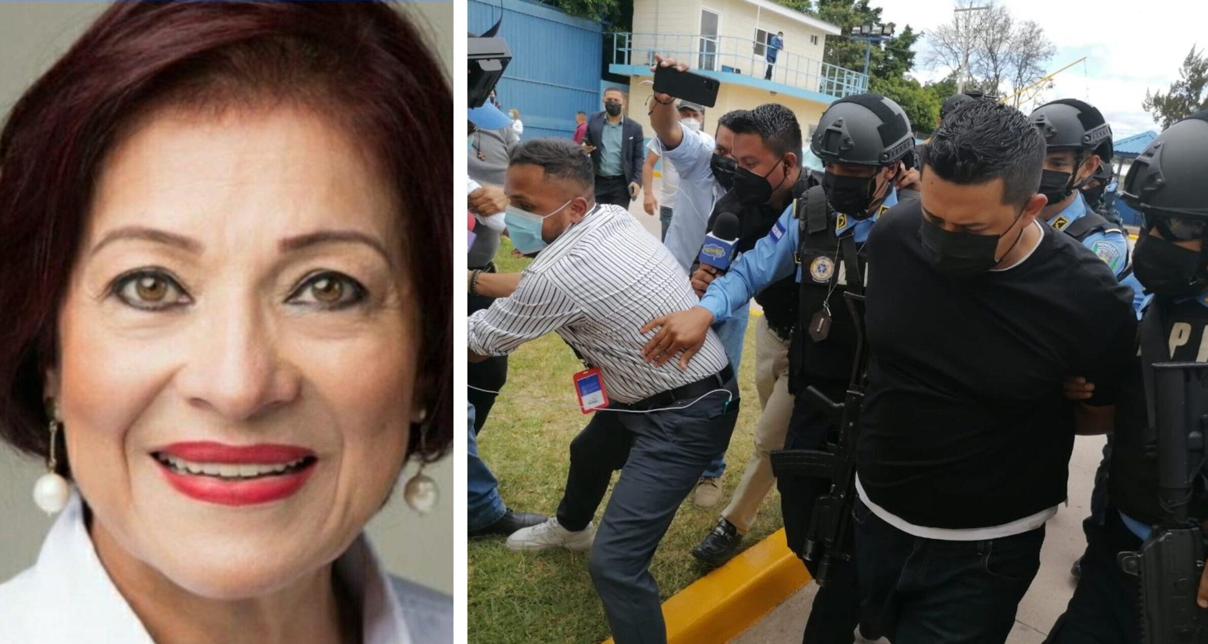 Capturan primer sospechoso del asesinato de exdiputada Carolina Echeverría Haylock