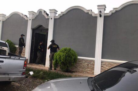 Duro golpe a traficantes de droga y lavadores de activos en El Paraíso, Copán