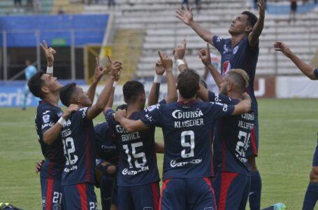 Diego Vásquez acepta que es muy pronto para hablar si Motagua está para ser campeón