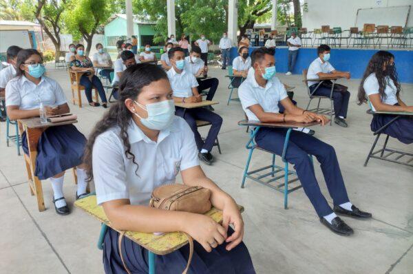 """""""No es cierto que hay un millón de niños excluidos del sistema educativo"""": director departamental"""