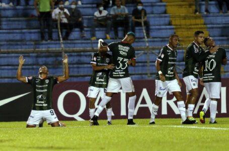 Marathón clasificó a los octavos de final de la Liga Concacaf