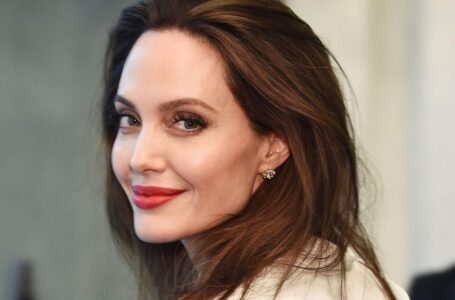 Angelina Jolie rompe récord en Instagram enmarcado en su labor humanitaria