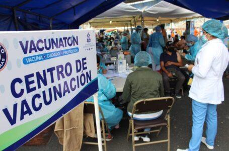 """Da inicio el """"Vacunatón"""" en cuatro departamentos de la zona occidental"""