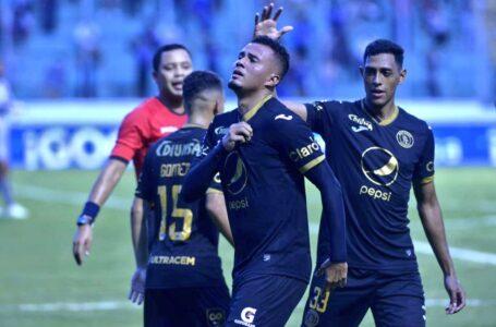 Motagua superó de gran manera al Olimpia 3-2 en el súper clásico capitalino