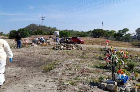 Autoridades forenses de SPS procederán a la inhumación de 25 cadáveres en septiembre