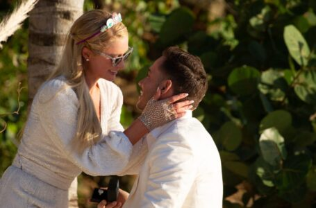 Paris Hilton usará diez vestidos de novia y su boda durará tres días