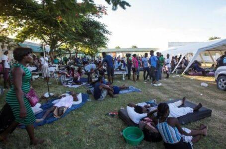 Haití decreta tres días de duelo por víctimas del terremoto