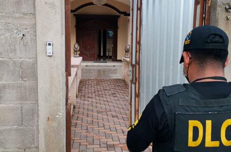 Aseguramientos y capturas contra lavadores vinculados al narcotráfico en La Esperanza