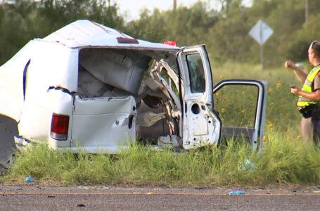 Seis hondureños entre las víctimas mortales de accidente de camioneta en Texas