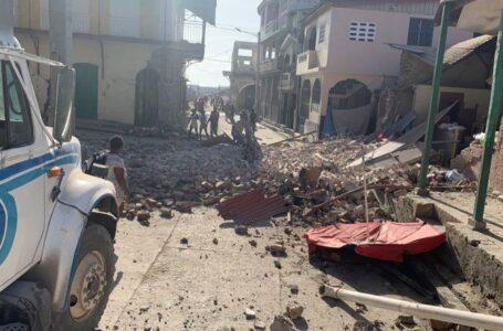 Joe Biden autorizó el envío de ayuda inmediata a Haití tras el terremoto