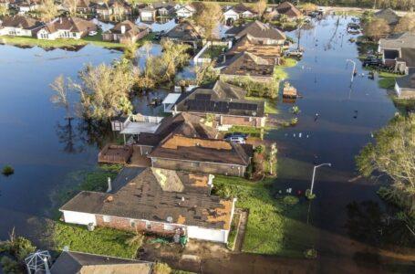 El huracán Ida deja destrozos, inundaciones y al menos cuatro muertos en Estados Unidos