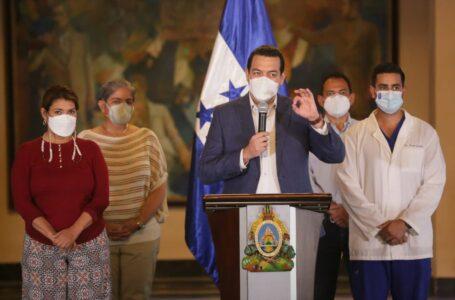 Salud anuncia «Vacunatón» de segundas dosis en Francisco Morazán