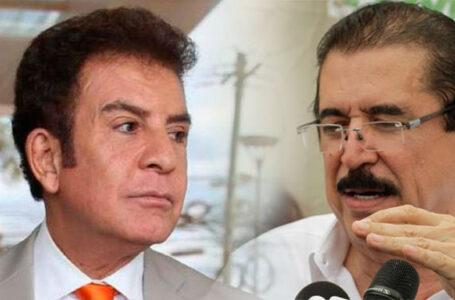 """Por declaraciones """"irrespetuosas e irresponsables"""" contra Zelaya, Libre considera demandar a Nasralla"""