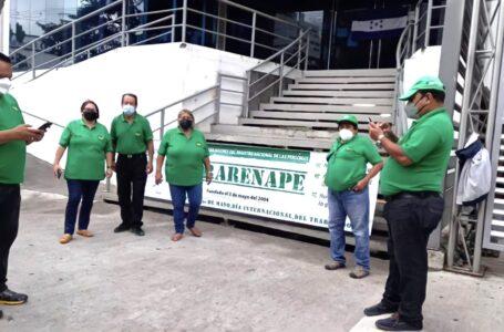 Por segundo día consecutivo sindicato del RNP suspenden labores a nivel nacional