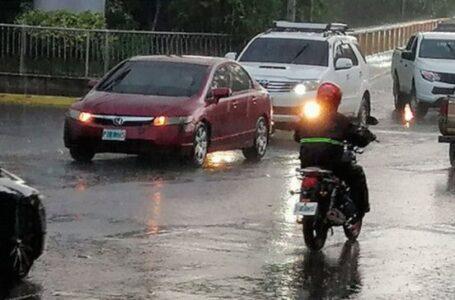 Tres regiones del país experimentarán lluvias este fin de semana