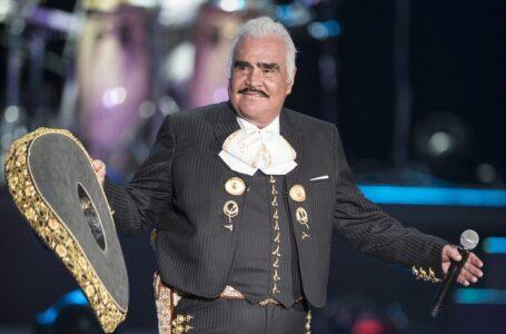 """La familia de Vicente Fernández pidió una segunda opinión: """"su condición sigue crítica"""""""