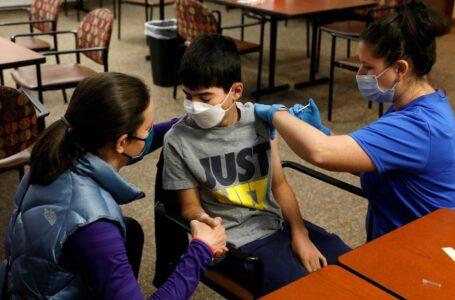 Portugal extendió la vacunación a todos los menores entre 12 y 15 años