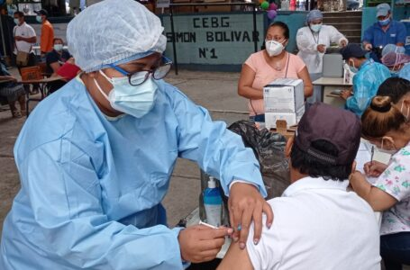 """Con jornada de """"vacunatón"""" se confirma que población si quiere vacunarse"""