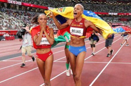 La venezolana Yulimar Rojas hace historia en los Juegos Olímpicos, es la nueva reina del triple salto
