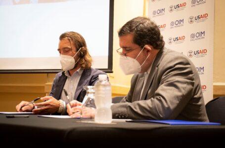 USAID y OIM firman cinco acuerdos para la reintegración de migrantes en Honduras