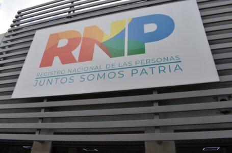 Auto de formal procesamiento por supuestas irregularidades en el RNP