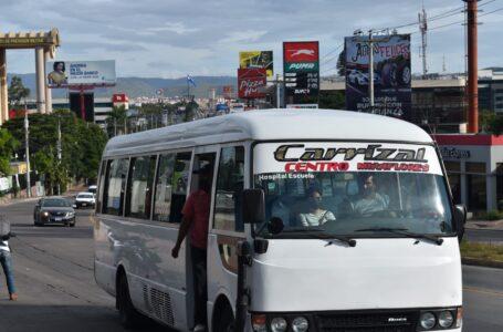 """Transportistas advierten que el paro está """"latente"""" ante los incumplimientos del Gobierno"""