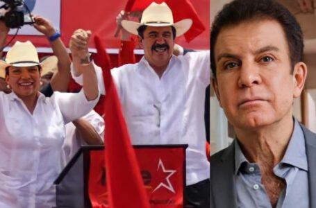 """Nasralla acusa fuertemente a """"Mel"""" Zelaya y su hijo sale al paso en su defensa"""