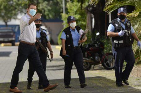 Las fuerzas de Daniel Ortega arrestaron al gerente del diario La Prensa de Nicaragua