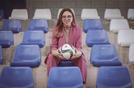 """Andrea Pizzati hace historia al ser la primera hondureña admitida en el """"FIFA Máster"""""""